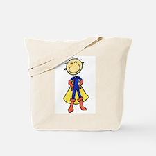 JackAutastic The Super Hero Tote Bag