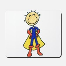 JackAutastic The Super Hero Mousepad