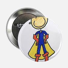 "JackAutastic The Super Hero 2.25"" Button"
