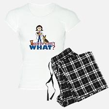 Veterinarian Girl Pajamas