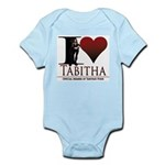 I Heart Tabby Infant Bodysuit