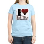 I Heart Tabby Women's Light T-Shirt