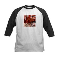 Four Horses Collage Tee
