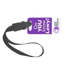 Unique Lbda lbd pdd lewy dementia Luggage Tag