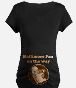 Baltimore Fan on the way T-Shirt