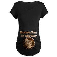 Boston Fan on the way T-Shirt