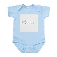 miss VOGUE Infant Bodysuit