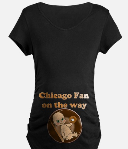 Chicago Fan on the way T-Shirt