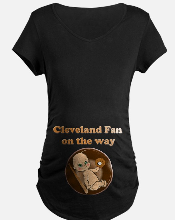 Cleveland Fan on the way T-Shirt