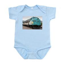 Locomotive, Arizona Infant Bodysuit
