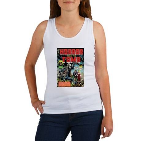 Horror From the Tomb #1 Women's Tank Top