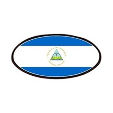 Flag of Nicaragua Patches