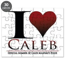 I Heart Caleb Puzzle