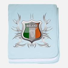 Irish pride Infant Blanket