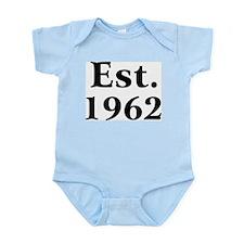 Est. 1962 Infant Creeper