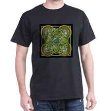 Green Celtic Tapestry T-Shirt