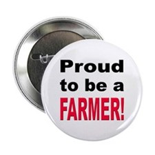 Proud Farmer Button