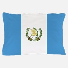 Flag of Guatemala Pillow Case