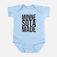 Type Logo Infant Bodysuit