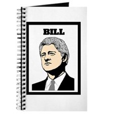 BILL CLINTON Journal