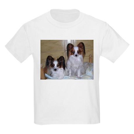 Papillions! Kids Light T-Shirt
