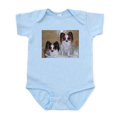 Papillions! Infant Bodysuit
