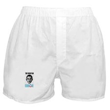 OBAMA THE END OF AN ERROR 2013 Boxer Shorts