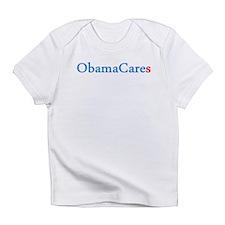 ObamaCares Infant T-Shirt
