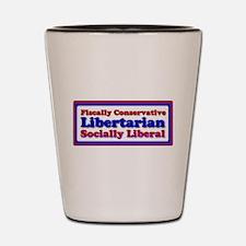 Libertarian Socially Liberal Fiscally Conservative
