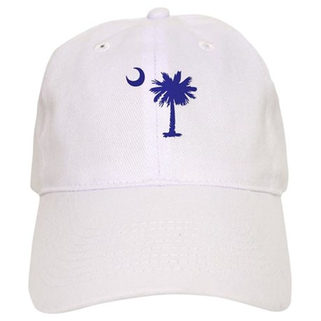 South Carolina Palm Tree State Flag Cap