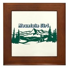 The String Cheese Incident - Mountain Girl Framed