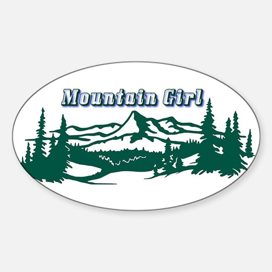 The String Cheese Incident - Mountain Girl Decal