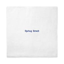 Spring Break Queen Duvet