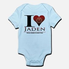 I Heart Jaden Infant Bodysuit