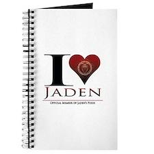 I Heart Jaden Journal
