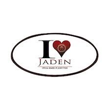 I Heart Jaden Patches