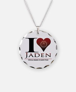 I Heart Jaden Necklace