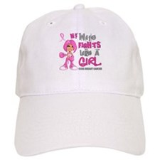 Fights Like a Girl 42.9 Breast Cancer Cap
