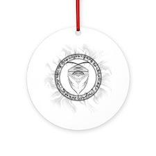 Jaden Symbol Ornament (Round)