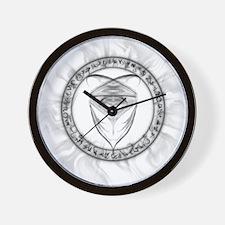 Jaden Symbol Wall Clock