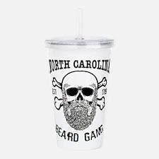 Beard Gang Acrylic Double-wall Tumbler
