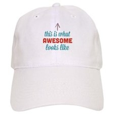 Awesome Looks Like Baseball Baseball Cap