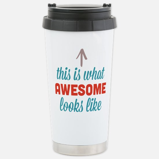 Awesome Looks Like Stainless Steel Travel Mug