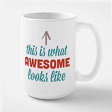 Awesome Looks Like Large Mug