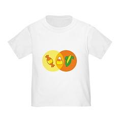 Candy Corn Venn T