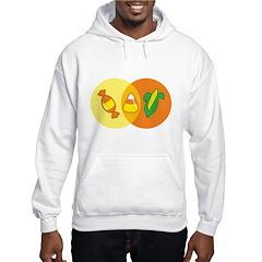 Candy Corn Venn Hoodie