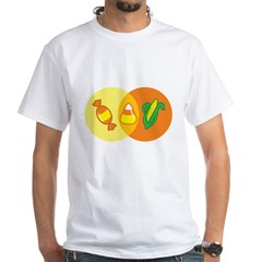 Candy Corn Venn Shirt
