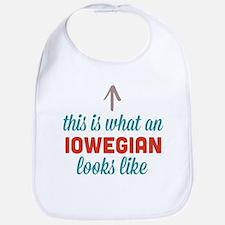 Iowegian Looks Like Bib