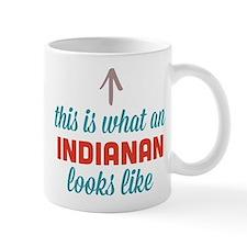 Indianan Looks Like Mug