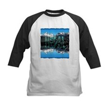 nepal mount everest art illustration Tee